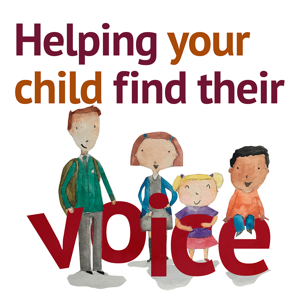 Helping your child find their voice